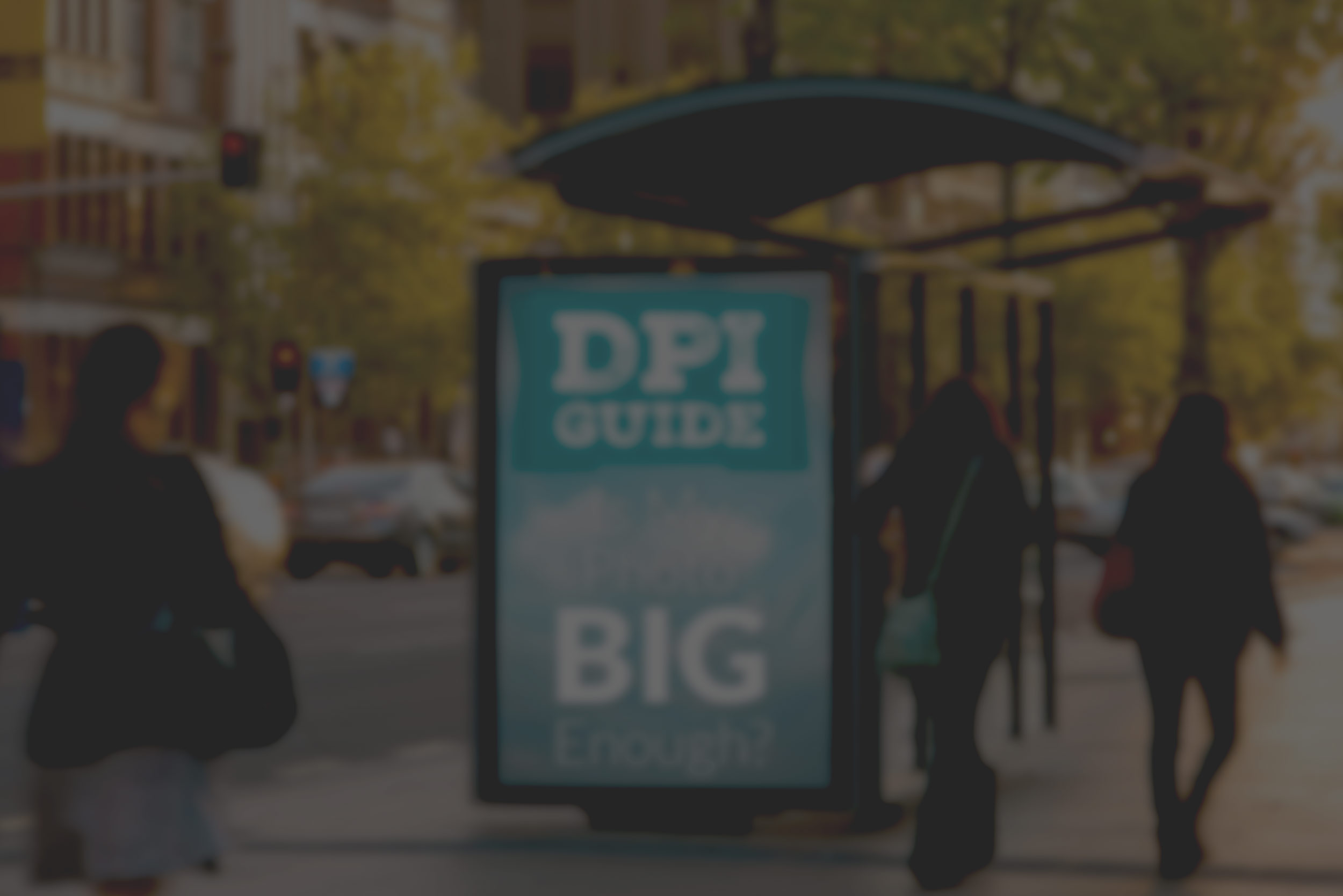 DPI Guide: Is My Photo Big Enough?